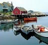 Lunenburg, Mahone Bay & Peggy's Cove Highlights