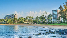 Kauai Marriott Resort | Resorts | Maritime Travel